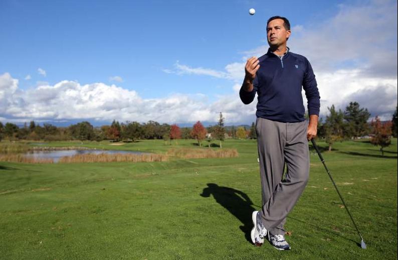 Windsor golf pro Jason Schmuhl sets sights on 2015 PGA championship (Credit: Christopher Chung/The Press Democrat)