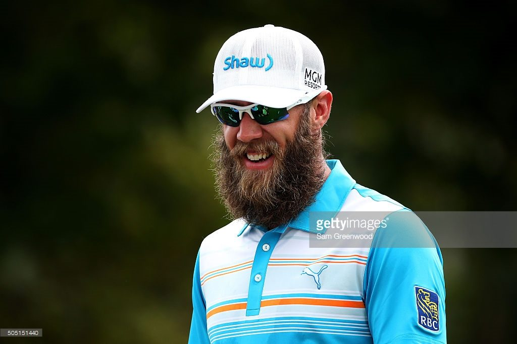during the second round of the Sony Open In Hawaii at Waialae Country Club on January 15, 2016 in Honolulu, Hawaii.